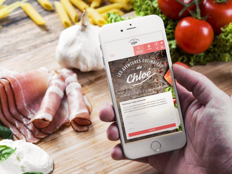 Les Aventures culinaires de Chloé